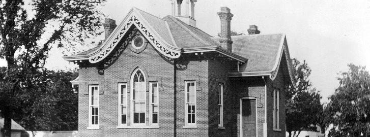 Capitol Hill School circa 1910